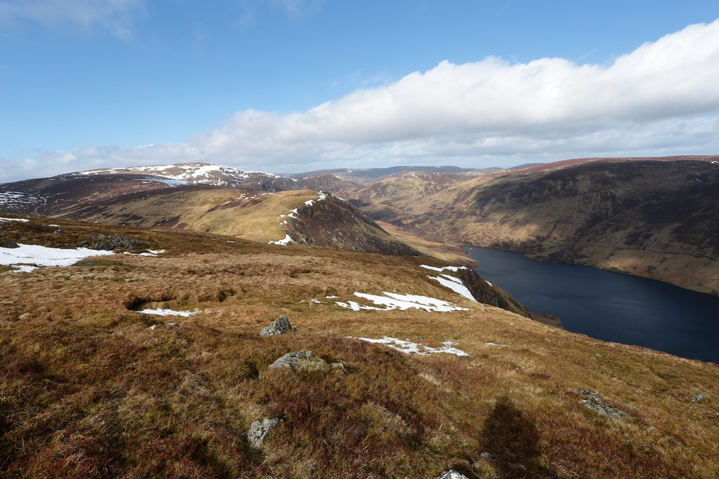 Ben Chonzie and Loch Turret Reservoir