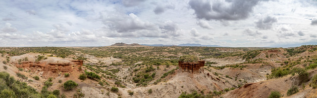 Olduvai Gorge - Cradle of Mankind