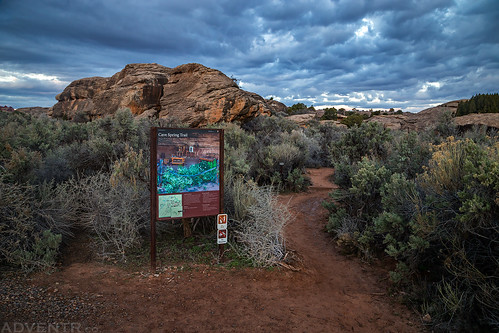 Cave Spring Trailhead | by IntrepidXJ