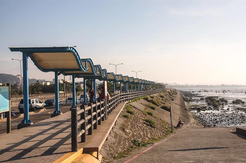 新竹市17公里海岸觀光帶自行車專用道 7