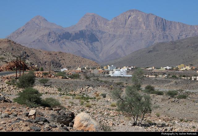 Al Hajar Mountains, Riwaygh, Oman