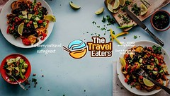 Welcome All To The Travel Eaters. A new journey of food inspired travel. Hope to have you all with us. Its not only us, its about all of you the traveloholic foodies. You are the The Travel Eaters. #thetraveleaters #1stpost #youtubechannel #food #travel #