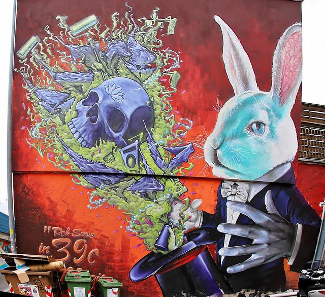 Graffiti 2014 in Bozen