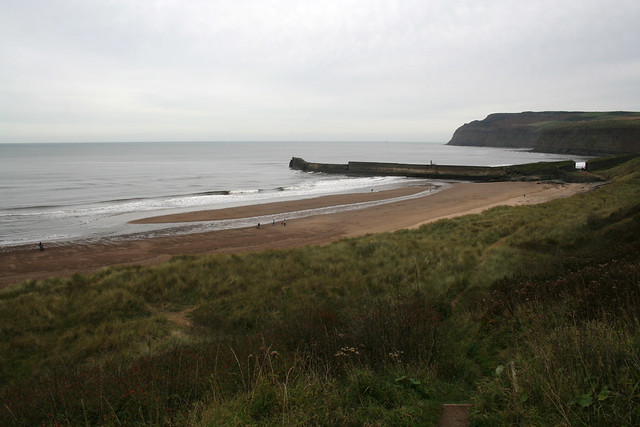 Cattersty Sands and Skinningrove