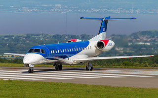 BMI Regional Embraer 145 G-RJXR | by Neil D. Brant