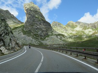 SS27 Colle del Gran San Bernardo-7 | by European Roads