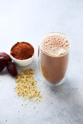 How to Make Hemp Milk {paleo, vegan, keto, whole30, nut-free} | by Tasty Yummies