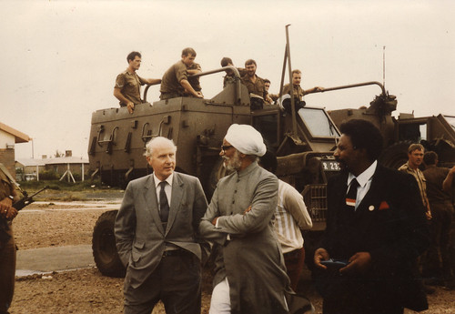 1980s: Group of Eminent Person's Mission to South Africa | by Commonwealth Secretariat