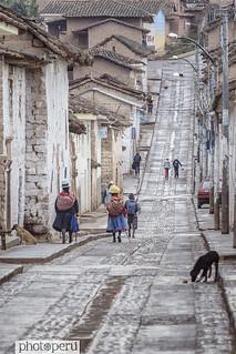 maras, cusco   by Photo Peru Stock