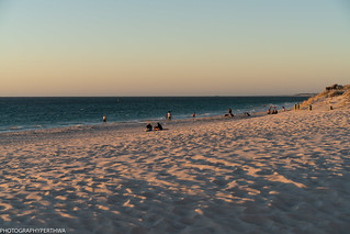 Mullaloo Beach at sunset | by susanhastings812