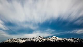 Belledonne et les nuages   by fred_v