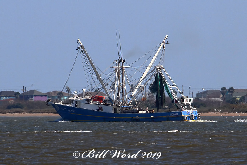 Capt Quang Commercial Fishing Boat Uscg No 1108051 Biloxi Flickr