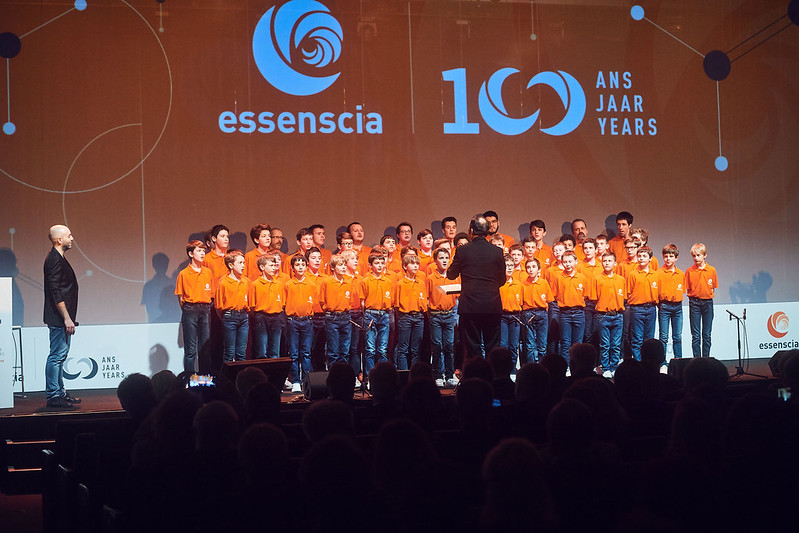 100 years essenscia - A history for the future - 28/02/2019