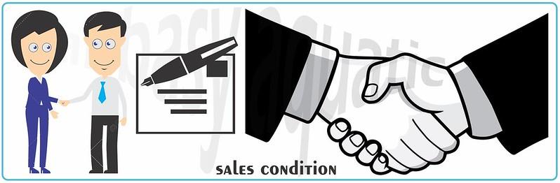 sales conditon