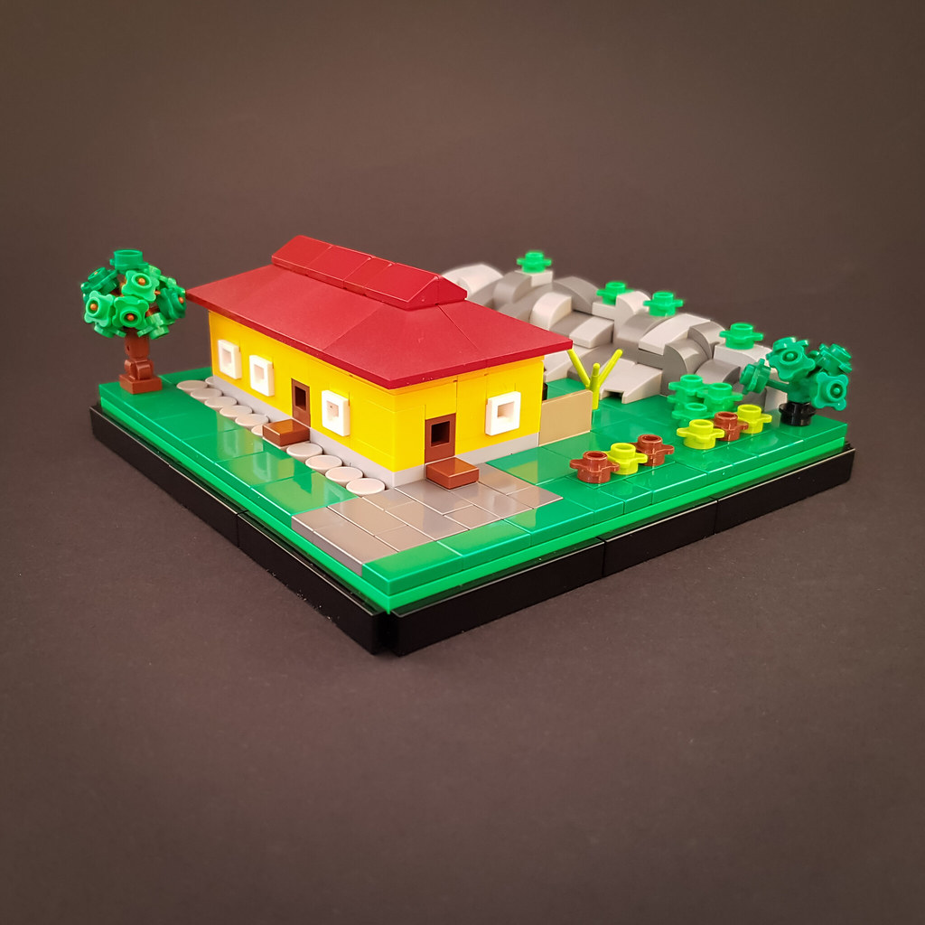 My Parents' House MOC I