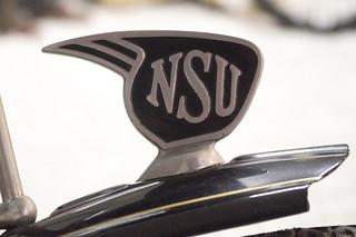 1932-36 NSU Herrenfahrrad Flux