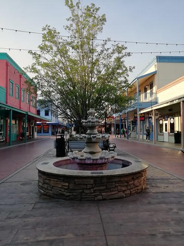 At Old Town Kissimmee.