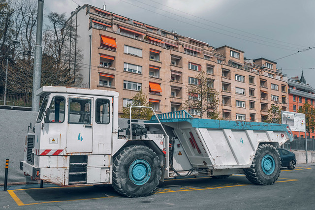 Gros truck