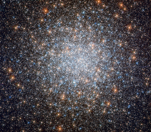 Hubble Peers at Cosmic Blue Bauble | by NASA Goddard Photo and Video