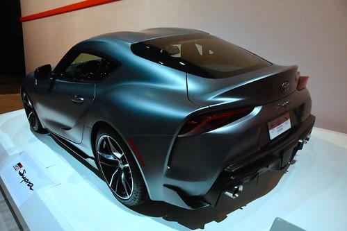 2020 Toyota Supra Photo