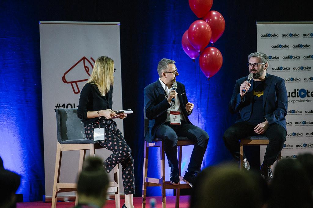 Paweł Tkaczyk iMarek Jankowski wspominają początki podcastu