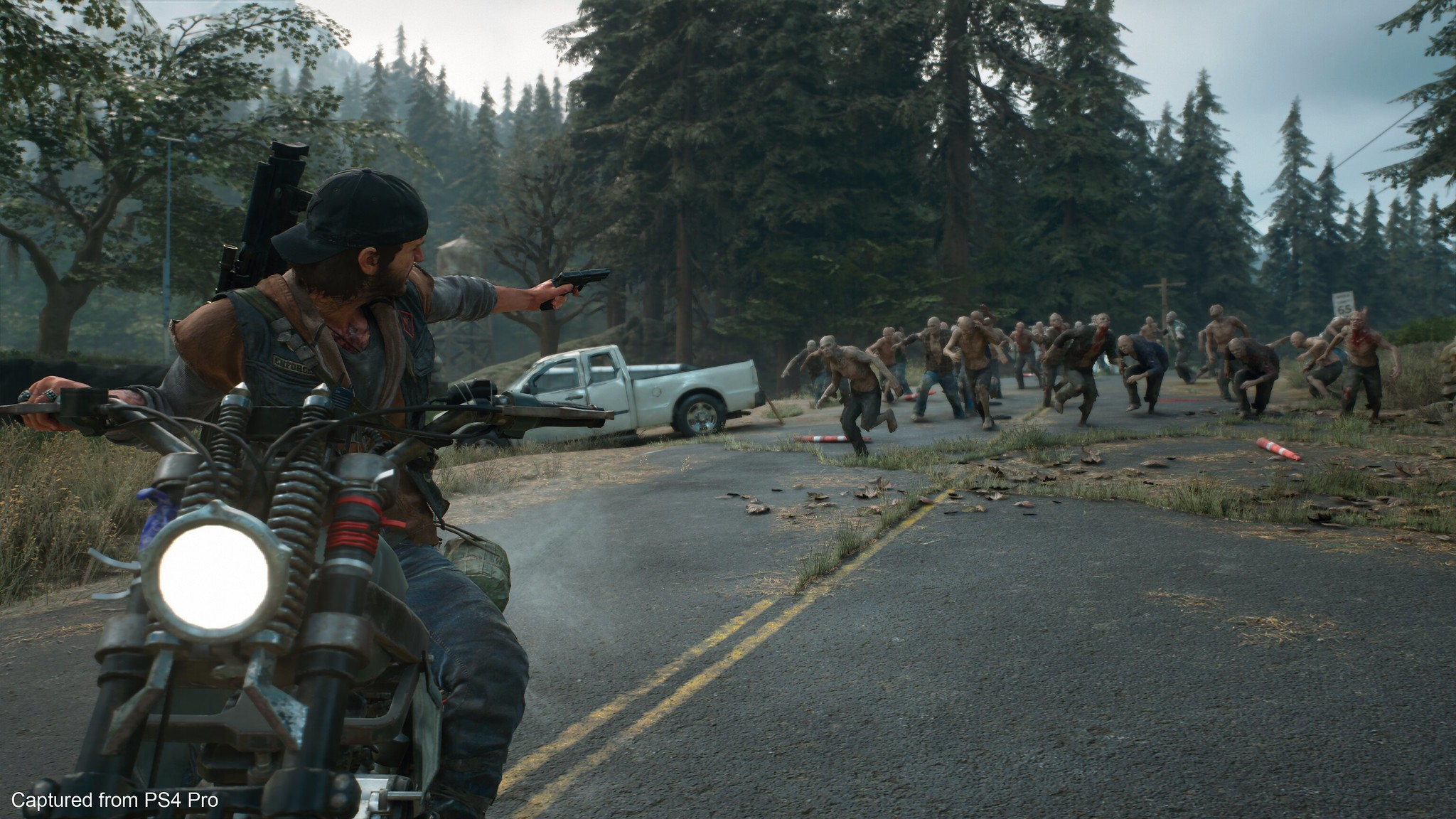 Fighting the Overwhelming Hordes of Days Gone – PlayStation Blog