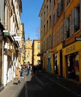 Aix en Provence / Rue Maréchal Foch