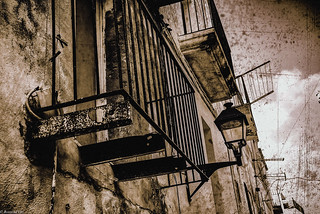 Old balcony | by rossendgricasas