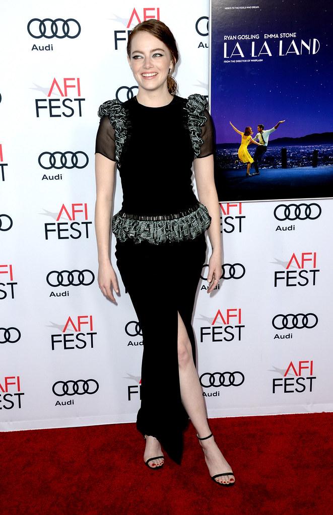 Feet emma stone Emma Stone