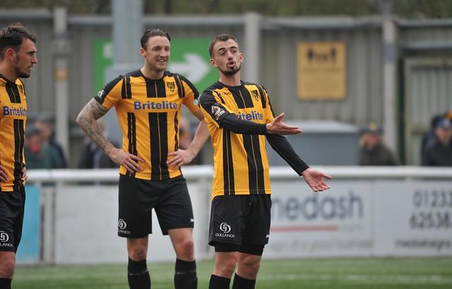 VNL: Maidstone United 0-2 Salford City