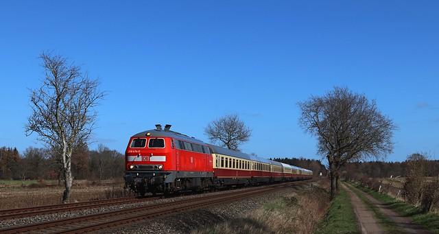 S-Bahn Hamburg 218 474-5