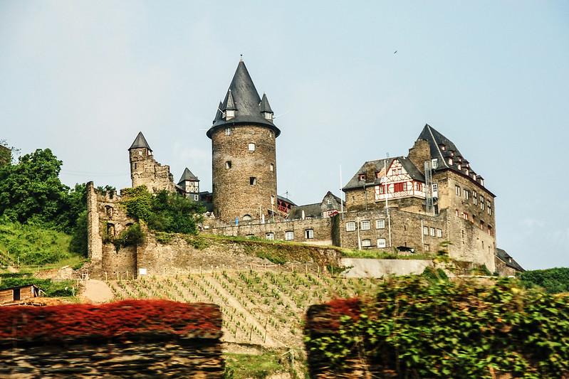 萊茵河沿岸古堡 2