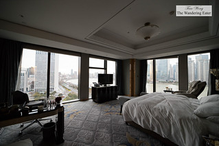 My room with a view of the Bund | by thewanderingeater