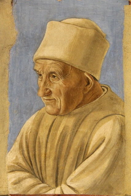 Portrait of an Old Man (15th century)