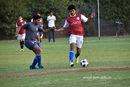 Inter House Football Competition 2018-19 9 (30) | by Atmiya Vidya Mandir