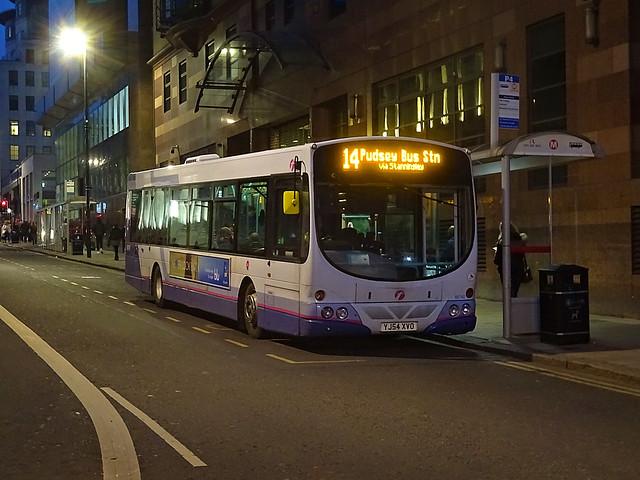 First Leeds 66740 [YJ54 XVO]