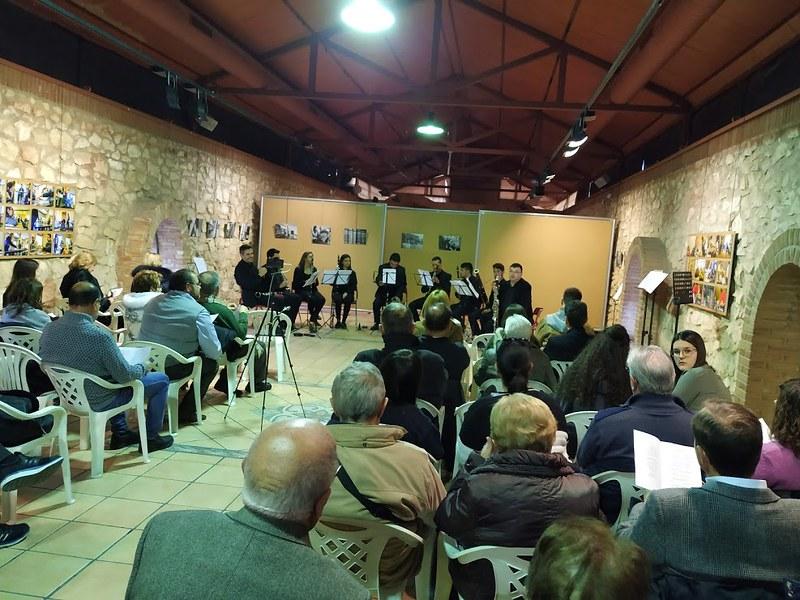 (2019-02-17) Concierto de cámara en el Forn Cultural - José Vicente Romero Ripoll (3)