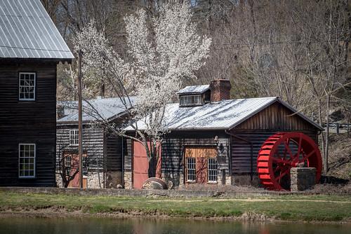 mill millwheel cooksmill greenville wv pear bradleypear spring bobbell nikon d750