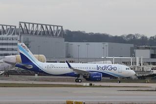 A320neo IndiGo  VT-IZO | by XFW-Spotter