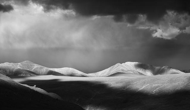Mongolia, near Mt Karkiraa