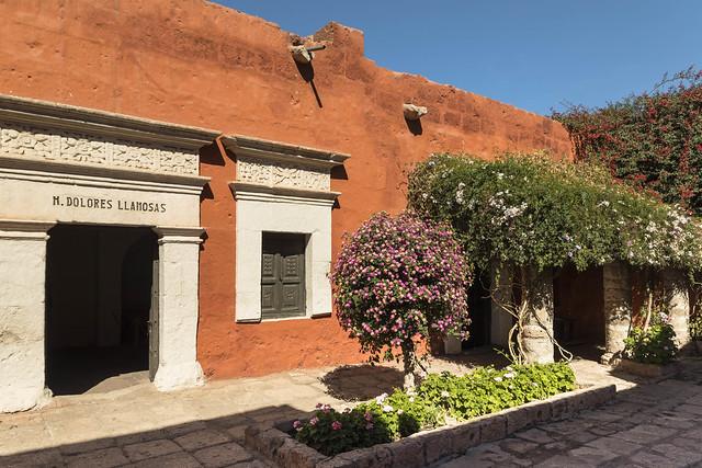 Monasterio de Santa Catalina. Arequipa