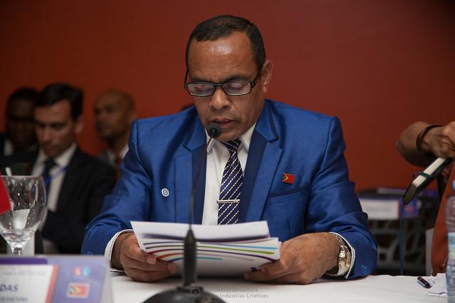 19.04. XI Reunião de Ministros da Cultura da CPLP