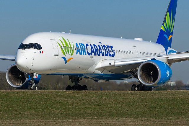 Air Caraibes / A359 / F-HHAV / LFPO 06