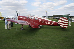 G-AKIN MilesM38 [6728] Sywell 310818