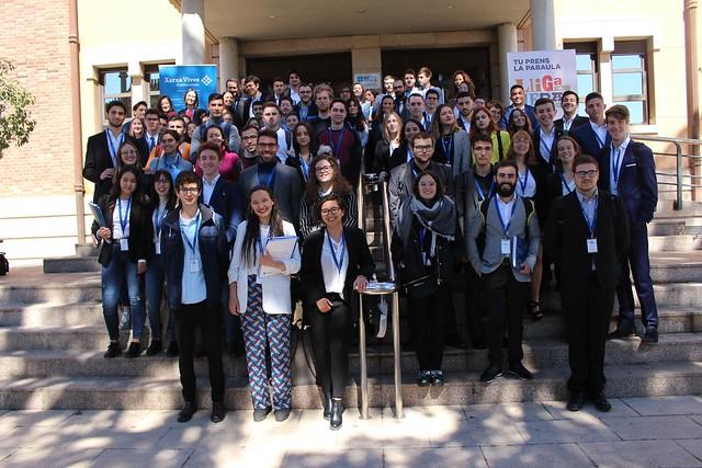 Lliga de Debat Universitària 2019