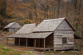 Noah Ogle's Cabin | by DaveWilsonPhotography
