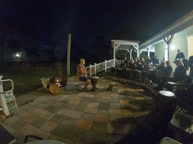 Solstice Drumming-1