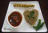 قلاية بندورة وفريكة  Tomato with minced meat and frike by Akelkom