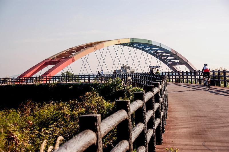 新竹市17公里海岸觀光帶自行車專用道 6