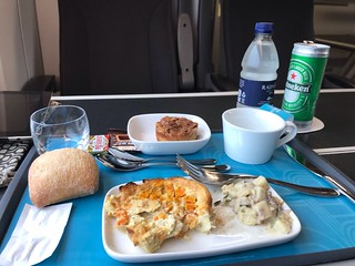 Lunch on the Eurostar - somewhere in France | by birdsey7